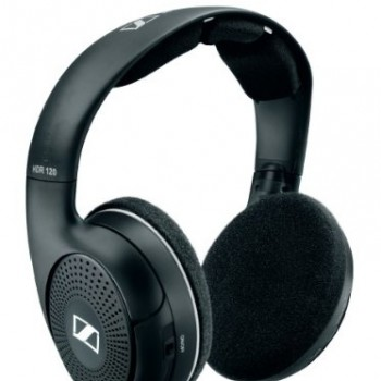 Sennheiser HDR120 Supplemental HiFi Wireless Headphone for RS-120 System image