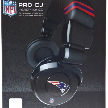 iHip NFL DJ Style Headphone with In-Line Microphone image