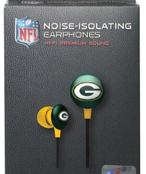 Green Bay Packers Ear Buds image