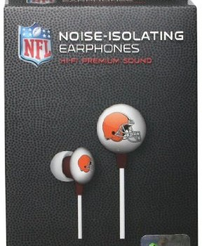 Cleveland Browns Ear Buds image