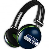 Seattle Seahawks The Noise Headphones thumbnail