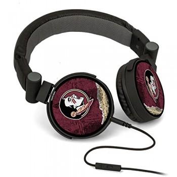 Florida State Seminoles DJ Style Headphones Brick NCAA image