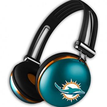 Miami Dolphins The Noise Headphones image