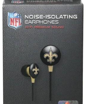 New Orleans Saints Ear Buds image