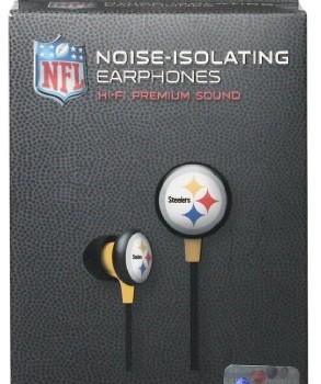 Pittsburgh Steelers Ear Buds image