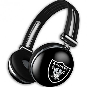 Oakland Raiders The Noise Headphones image