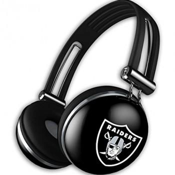 Oakland Raiders The Noise Headphones image